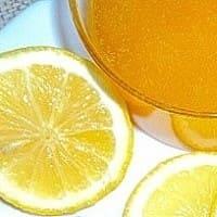 Мед и лимоны, употребление их полезно при ибс