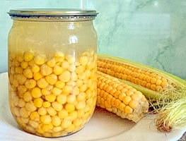 Домашняя заготовка, консервировать кукурузу на зиму в домашних условиях просто