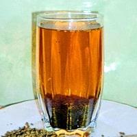 Чай из листьев голубики