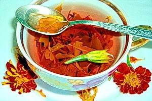 Чай из бархатцев