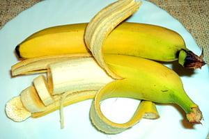 Бананы, они полезны для женщин после 50 лет